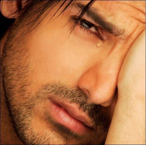 Никогда не бойся слёз.