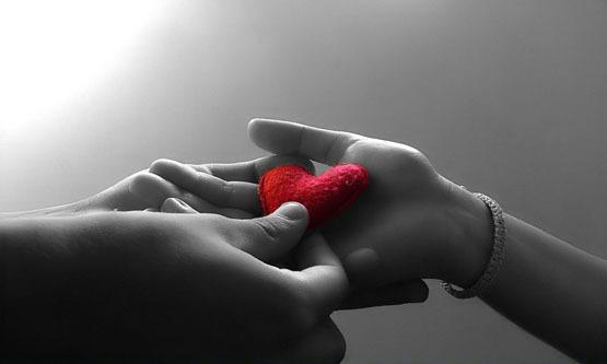 Любовь может дать новую душу сексу.