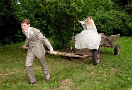 Обычный брак — это неосознанный плен.