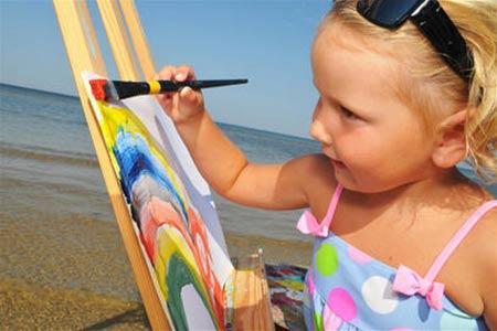 Творчество — это врожденное качество.