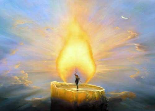Сила любви и внутренняя мистическая школа. Часть III.