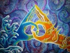 Человечеству нужен синтез любви и осознанности.