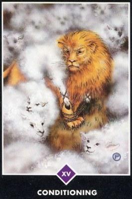 Притча о льве и овцах. Часть I.