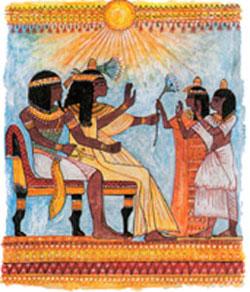 Дальновидность египетских фараонов.  (часть 2)
