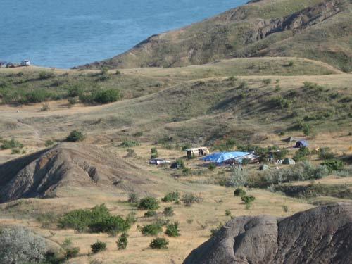 Семейный лагерь отдыха, творчества и медитации в Крыму