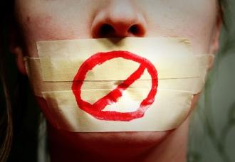 Просто закройте свой рот.