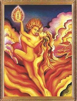 Тантра- Пламя Любви