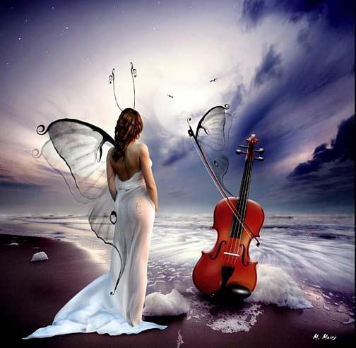 Человек - это оркестр, жизнь – это его инструмент.