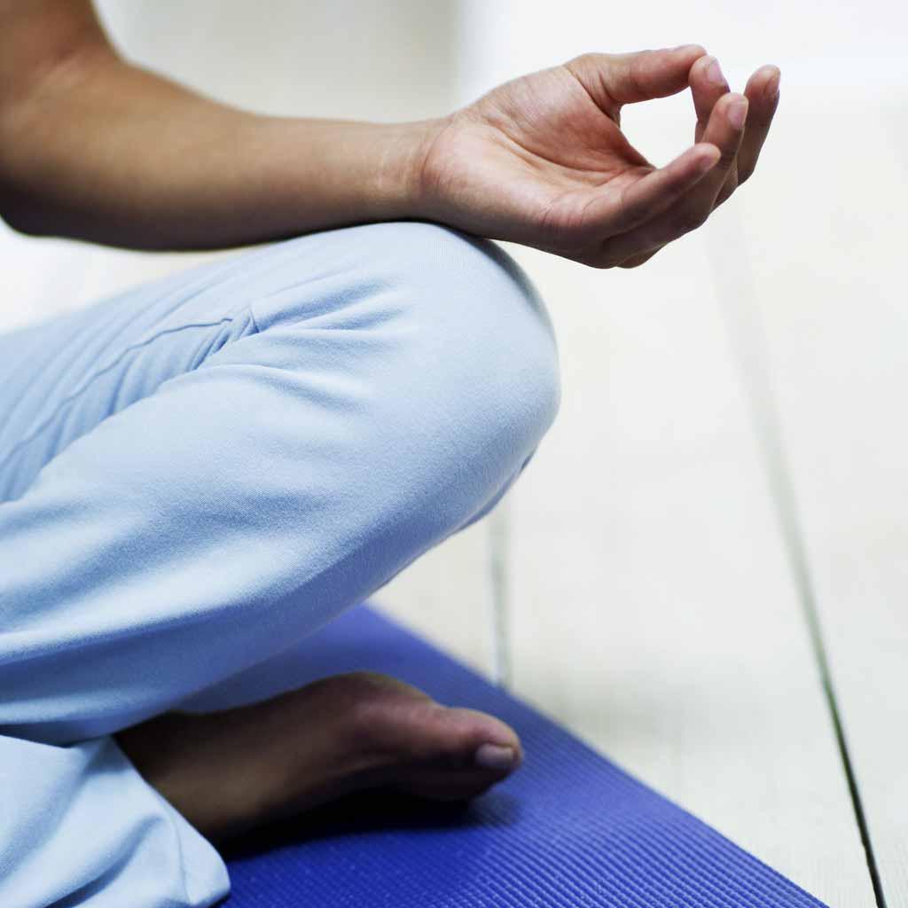 Исследование  медитации