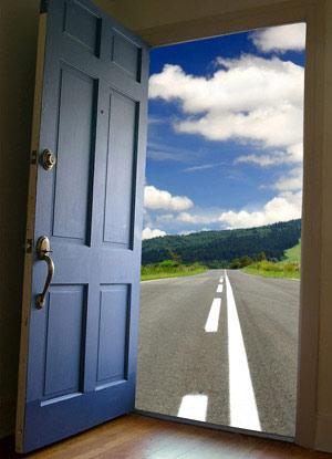 Другой – это дверь.