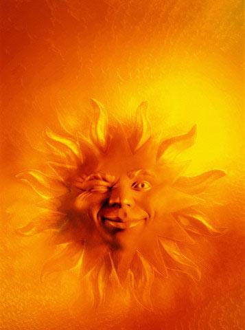 Солнце. (часть 2)
