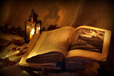 Магия историй. Часть I.