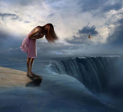 Страх исчезновения. Часть I.