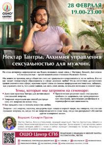 Нектар Тантры. Алхимия управления сексуальностью для мужчин