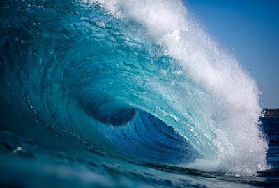 Волны океана существования.