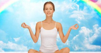 ошо медитация