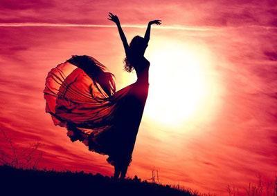 Только танец.