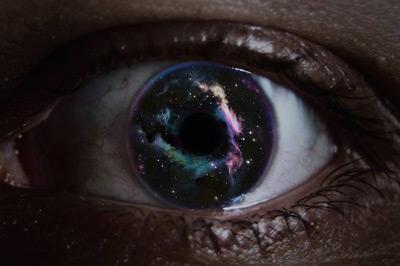 Ты вселенная.